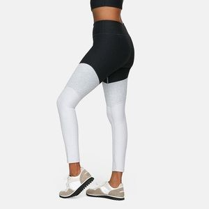 OutdoorVoices 7/8 Springs Leggings - Charcoal/grey